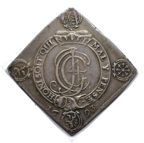 klipa talarowa 1693